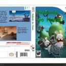 Rabbids Go Home Box Art Cover