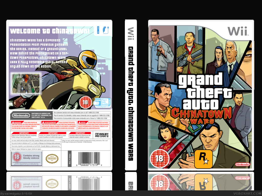 Where's Grand Theft Auto for Wii? - Nintendo ... - GameSpot