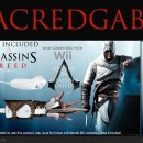 Assassin's Creed Wii Wristblade Bundle Box Art Cover