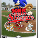 sonic baseball Box Art Cover