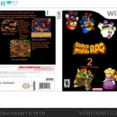 Super mario RPG 2 Box Art Cover