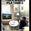 Tiger Woods PGA Tour Box Art Cover