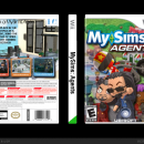 MySims: Agents Box Art Cover