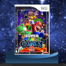Super Mario Galaxy 2 Box Art Cover