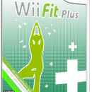 Wii Fit Plus Box Art Cover