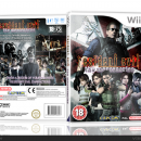 Resident Evil The Mercenaries Box Art Cover