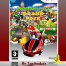 Mario Kart Grand Prix Box Art Cover