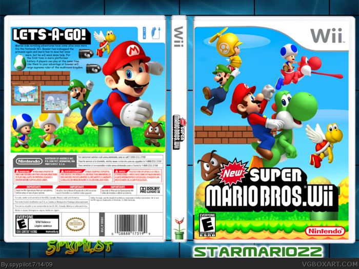 New Super Mario Bros U Wii Iso Download - softmoreright