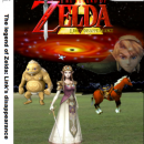 The Legend of Zelda: Link's Disappearance Box Art Cover