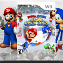 Mario and Sonic at the Winter Olympic Games Box Art Cover
