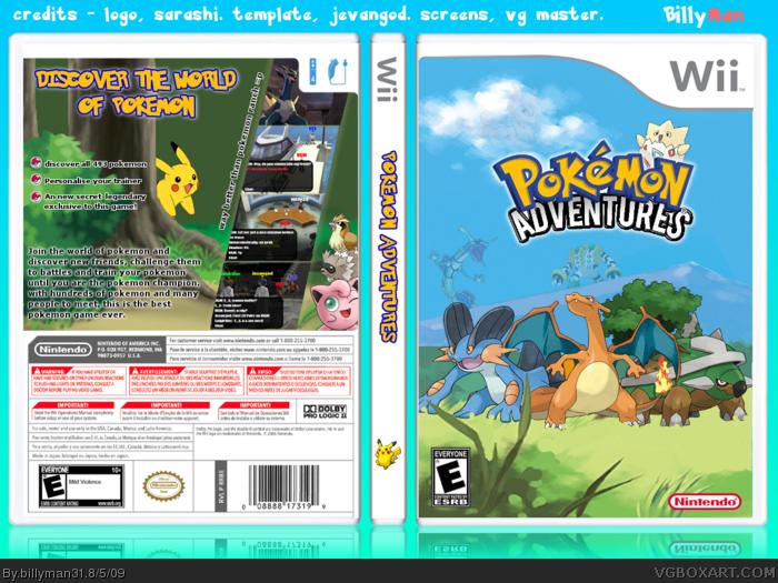 Pokemon Adventures Ps2 Iso Images  Pokemon Images