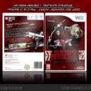 No More Heroes 2: Desperate Struggle Box Art Cover
