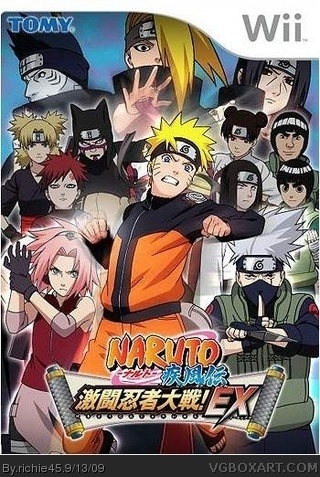 NGamer Issue 10 32491-naruto-shippuden-clash-of-ninja-revolution-3