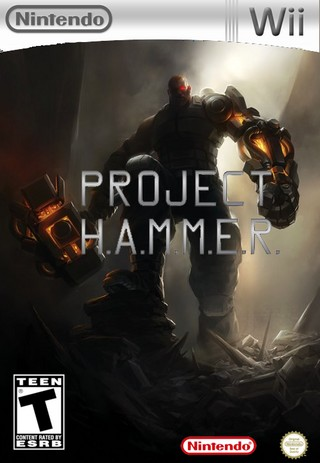 Image result for project hammer