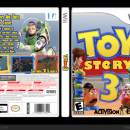 Toy Story 3 Box Art Cover