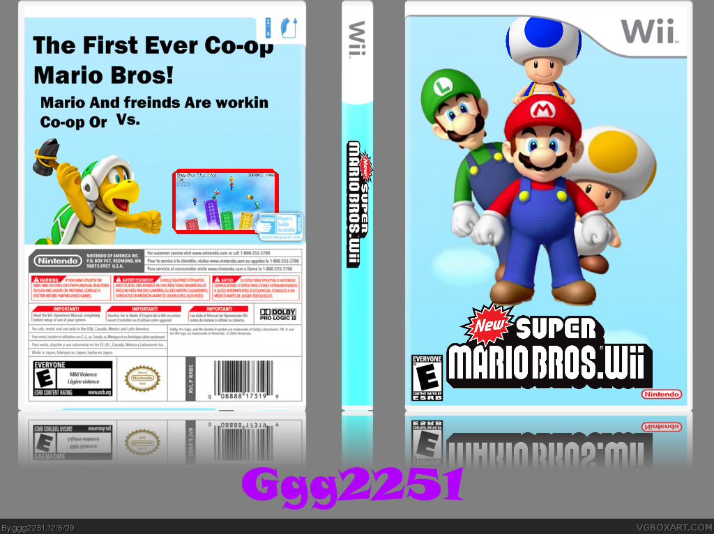 how to play old mario games on wii