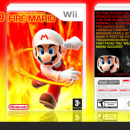 Mario Power Up Adventures: Fire Mario Box Art Cover