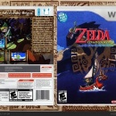 The Legend of Zelda: Wind Waker Box Art Cover