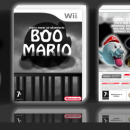 Mario Power Up Adventures: Boo Mario Box Art Cover
