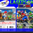 Mario Kart 3D Box Art Cover