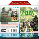 The Legend of Zelda: Assassin's Creed Box Art Cover