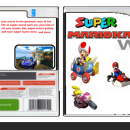 Super Mario kart WII Box Art Cover