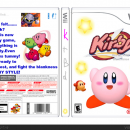 Kirby: The BLANK dimension Box Art Cover