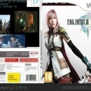 Final Fantasy XIII Box Art Cover