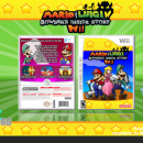 Mario & Luigi Bowser's Inside Story Box Art Cover