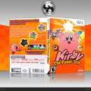 Kirby: The Power Star Box Art Cover