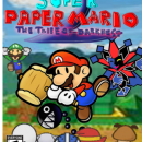 Super Paper Mario 2: The Tribe of Darkness Box Art Cover