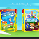Paper Mario 3 Box Art Cover