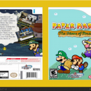 Paper Mario: The Stone of Dreams Box Art Cover