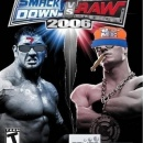 WWE Smackdown vs RAW 2006 Box Art Cover