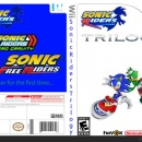 Sonic Riders Trilogy Box Art Cover