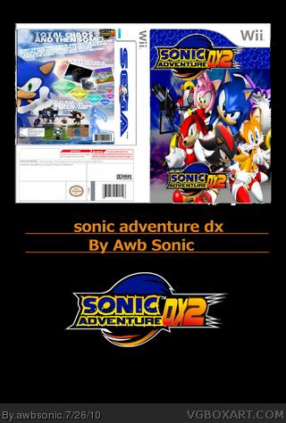 скачать игру Sonic Adventure Dx 2 - фото 2