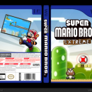 Super Mario Bros EXTREME Box Art Cover