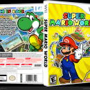 Super Mario World: Wii Box Art Cover