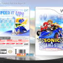 Sonic & Sega Superstars Racing Box Art Cover