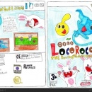 LocoRoco: The Raving Rabbids Choronicles Box Art Cover