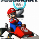 Mario Kart Wii 2 Box Art Cover