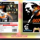 007 Goldeneye 2010 Box Art Cover