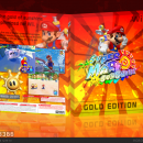 Super Mario Sunshine Gold Edition Box Art Cover
