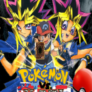Pokemon vs. Yu-Gi-Oh! Box Art Cover
