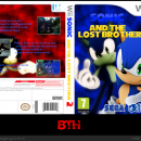 Sonic and the lost brother 2 Box Art Cover