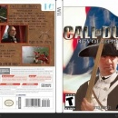 Call of Duty: Revolutions Box Art Cover