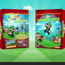 Super Paper Luigi Box Art Cover