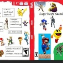 Super Duper Smash Bros. Box Art Cover