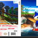 Sonic The Hedgehog 3D Box Art Cover