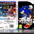 Sonic Adventure 2 - 10th Anniversary Edition Box Art Cover